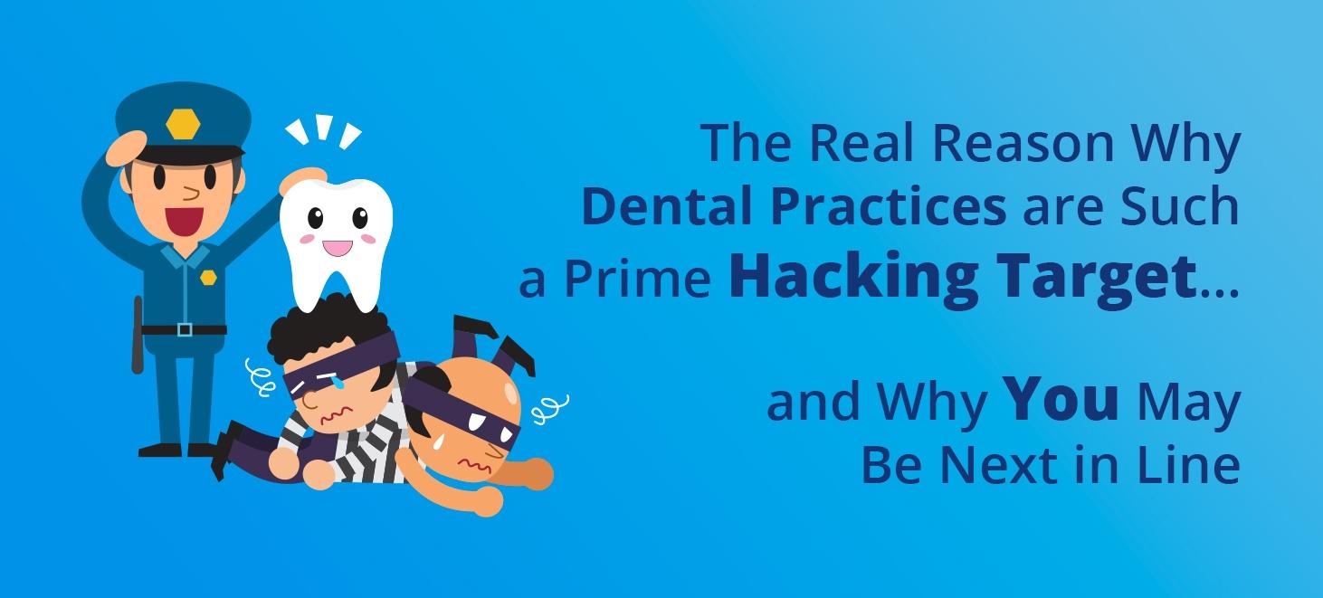 Dental Practices a Prime Hacking Target-banner